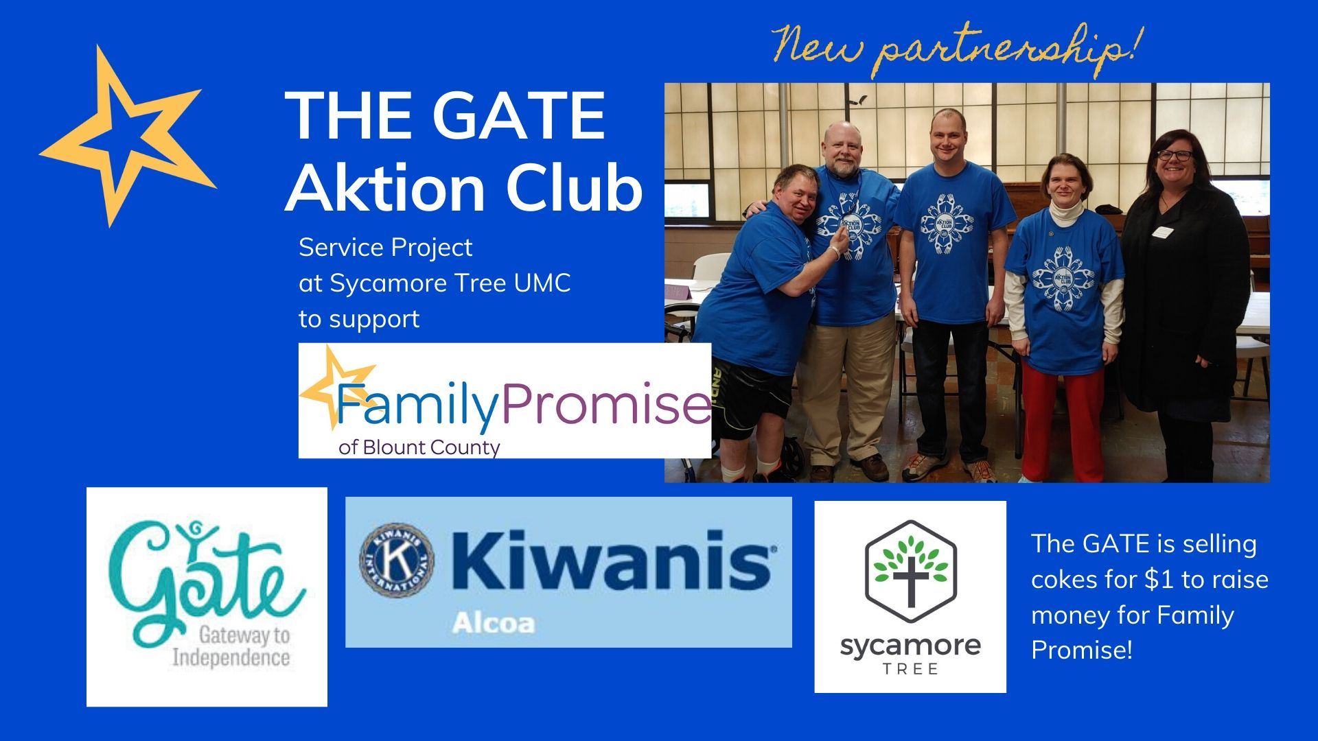 The GATE Aktion Club – new partner!