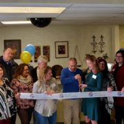 Ribbon Cutting at the Second Chance, a Family Promise Thrift Store!